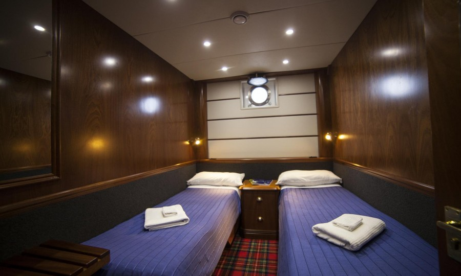 Milford Wanderer Overnight Cruises Real Journeys 3