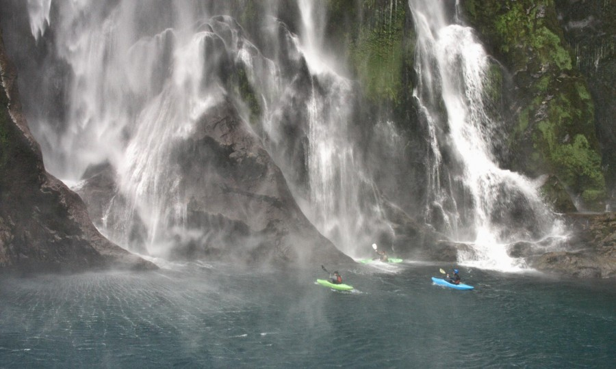DThorne 2 Kayaking in Milford Sound2