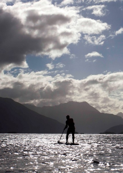 Lake Manapouri Gemma Heaney