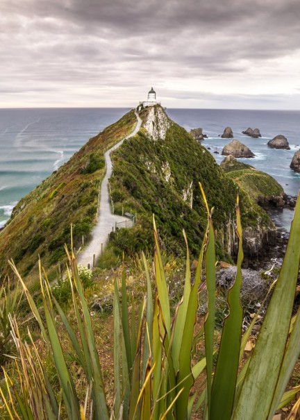 Nugget Point Lighthouse small